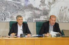 Νέα κερκίδα στο «Παντελής Μαγουλάς» κατασκευάζει η Περιφέρεια Θεσσαλίας