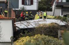 Τραγωδία στην Πορτογαλία: 28 νεκροί από ανατροπή τουριστικού λεωφορείου
