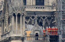 Παγκόσμια θλίψη για την καταστροφή στην Παναγία των Παρισίων