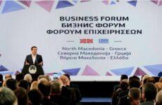 Ζάεφ: «Η Ελλάδα είναι ο τρίτος μεγαλύτερος ξένος επενδυτής στη Βόρεια Μακεδονία»