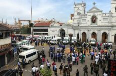 «Ματωμένο» Πάσχα στη Σρι Λάνκα