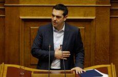 Αλ. Τσίπρας: Θα μετατρέψω την πρόταση μομφής σε ψήφο εμπιστοσύνης στην κυβέρνηση