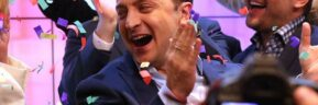 Η περίπτωση Ζελένσκι: Πώς ένας δημοφιλής τηλεοπτικός ηθοποιός έγινε πρόεδρος μιας χώρας