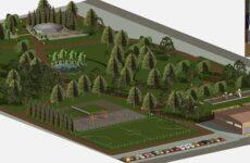 Δημοπρατείται το Αθλητικό Κέντρο του Δήμου Ρήγα Φεραίου