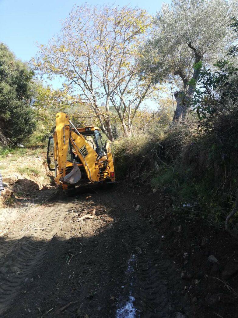 Ποσό 500.000 ευρώ από την Περιφέρεια Θεσσαλίας για τον καθαρισμό ρεμάτων  στη Σκιάθο