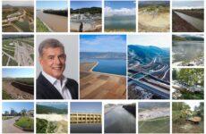 Έργα 400 εκατομμυρίων ευρώ για το περιβάλλον στη Θεσσαλία από την Περιφέρεια