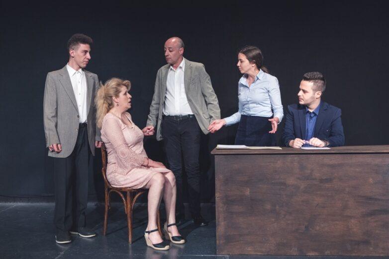 «Όλα εν -τάξη»: Νέα πρεμιέρα από την Πειραματική Σκηνή