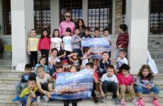 Τα παιδιά του Βρεφονηπιακού Σταθμού της Μητροπόλεως Δημητριάδος γνωρίζουν την Αργώ