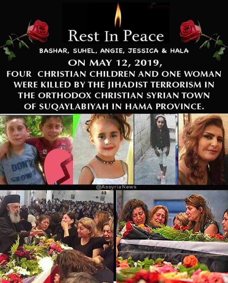 Άγρια δολοφονία Ορθόδοξων κατηχητόπουλων στην Συρία