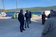Δέσμευση για λύση στο υδροδοτικό πρόβλημα στο νησί των Τρικέρων από τον Μιχ. Μιτζικό