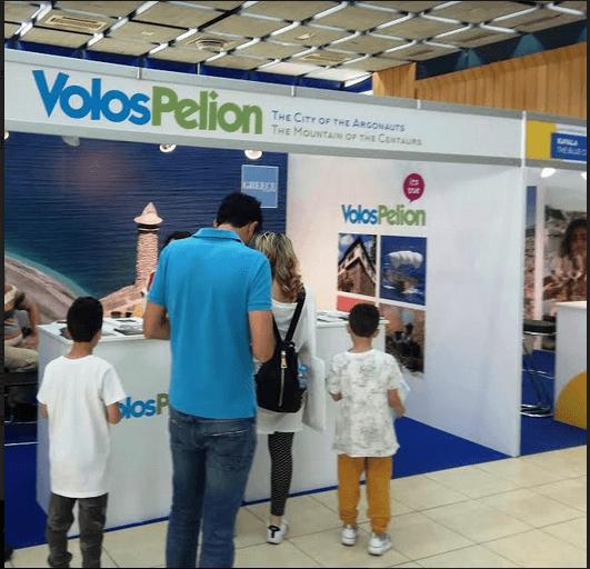 Ο Βόλος και το Πήλιο στη έκθεση τουρισμού ΤΑΞΙΔΙ 2019 της Κύπρου