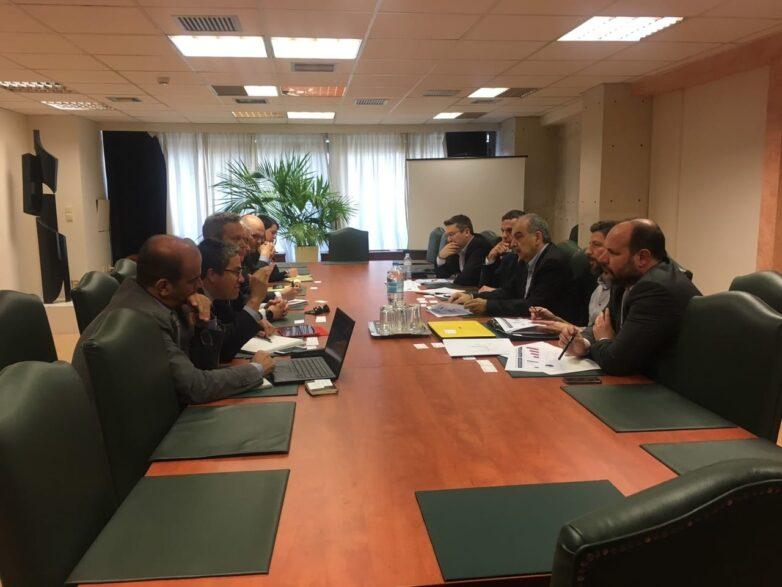 Συνάντηση στο Υπουργείο Οικονομίας & Ανάπτυξης με κλιμάκιο στελεχών της Παγκόσμιας Τράπεζας