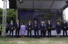 Εγκαίνια κατασκευής του Αγωγού Ελλάδας-Βουλγαρίας