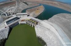 Μελέτη για την ασφάλεια των φραγμάτων της λίμνης Κάρλα