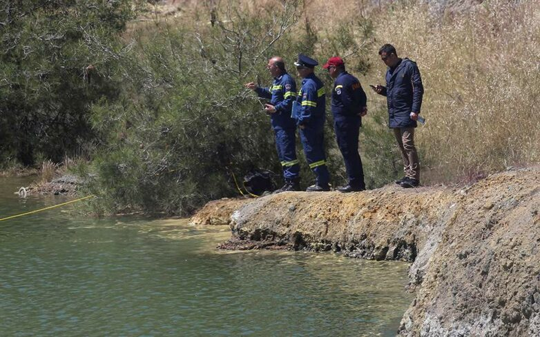 Κύπρος: Στο μικροσκόπιo των αρχών μαρτυρία για βαλίτσα σε κάδο σκουπιδιών