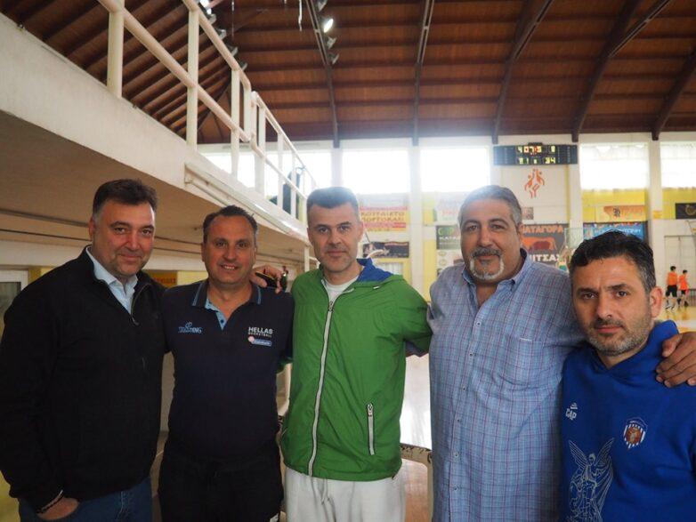 Δημιουργικό το τριήμερο των ακαδημιών μπάσκετ της Νίκης στην Πάτρα