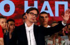 Β. Μακεδονία: Ο Πενταρόφσκι εξελέγη νέος πρόεδρος της χώρας