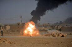 Ισχυρή έκρηξη στο κέντρο της Βαγδάτης