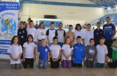Επιτυχίες της προαγωνιστικής ομάδας κολύμβησης της Νίκης Βόλου