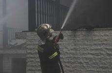 Απεβίωσε εν ώρα υπηρεσίας 40χρονος πυροσβέστης