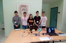 Ρομποτικές κατασκευές μαθητών Γυμνασίων της Μαγνησίας