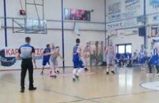 Μεγάλη νίκη στο μπάσκετ για τη Νίκη Βόλου επί της Χαλκηδόνας