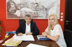 Ανακαινίζει το γήπεδο της Νεάπολης Βόλου η Περιφέρεια Θεσσαλίας