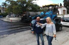Άμεση αποκατάσταση βλαβών στο οδικό δίκτυο Χάνια – Καράβωμα – Κισσός και Δράκεια – Χάνια