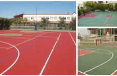 Αλλάζουν όψη οι αύλειοι χώροι στα σχολεία Βελεστίνου, Ριζομύλου , Καναλίων