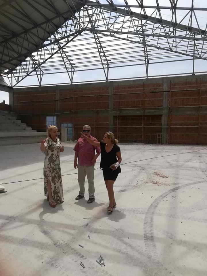 Παραδίδεται σε έξι μήνες το κλειστό γυμναστήριο Ζαγοράς-Μουρεσίου