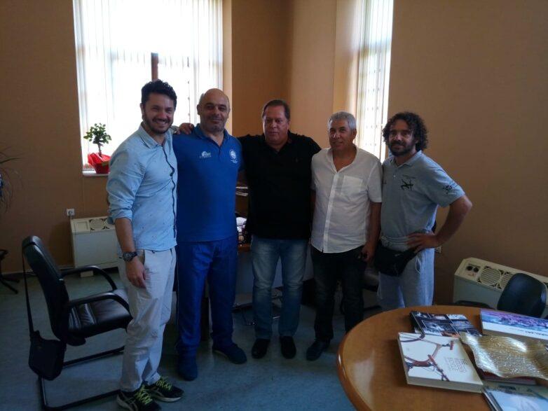 Πανελλήνια Πρωταθλήματα της Ελληνικής Ομοσπονδίας Πάλης στο Βόλο