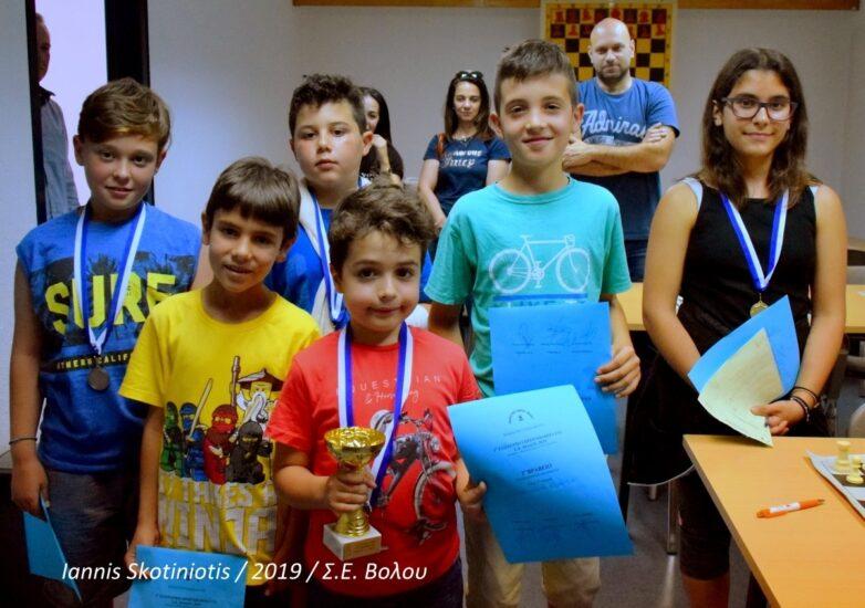 Εσωτερικά πρωταθλήματα και διεθνές τουρνουά της Σ.Ε. Βόλου