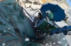 Φεστιβάλ Δημόσιων Τοιχογραφιών στη πόλη του Βόλου
