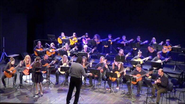 """Μουσικό ταξίδι στην Αλεξάνδρεια με την """"Κιθαριστική Ορχήστρα Βόλου"""""""