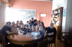 Επίσκεψη σπουδαστών του ΟΑΕΔ στον ΟΛΒ