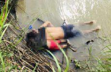 Πατέρας και κόρη πνίγηκαν αγκαλιασμένοι στα σύνορα ΗΠΑ – Μεξικού