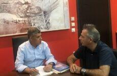 Συντηρεί το οδικό δίκτυο του Δήμου Τρικκαίων η Περιφέρεια Θεσσαλίας