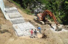 Αντιπλημμυρικά έργα στον Κερασιώτη ποταμό από την Περιφέρεια Θεσσαλίας