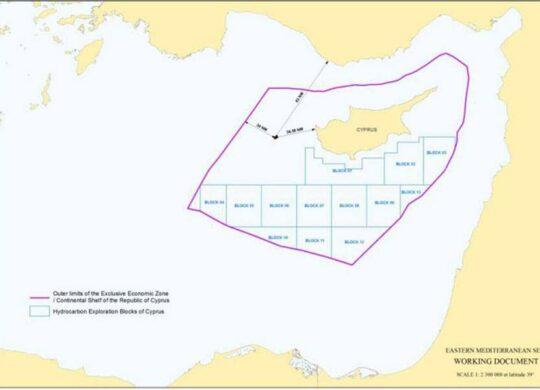 «Οχυρώνεται» νομικά η Λευκωσία για το ενδεχόμενο έναρξης της γεώτρησης