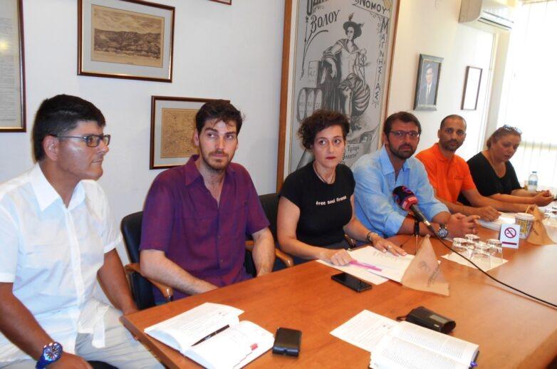 Κάλεσμα των Εμπόρων Ενάντια στην Κρίση σε εκδήλωση για τη ρύθμιση των 120 δόσεων