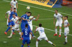 EURO 2020: Έχασε χωρίς καν να παλέψει η εθνική