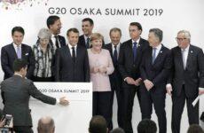 G20 – Κλιματική αλλαγή: Χωρίς τις ΗΠΑ η δήλωση για πλήρη εφαρμογή της Συμφωνίας του Παρισιού