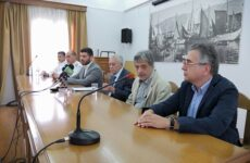 Φ. Κουβέλης «Ωφελημένη η τοπική κοινωνία από τις επενδύσεις στο λιμάνι του Βόλου»