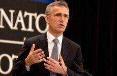 Γ. Στολτενμπεργκ: Η Β. Μακεδονία βρίσκεται σε τροχιά πλήρους ένταξης στο ΝΑΤΟ