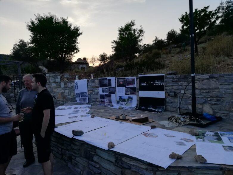 Παρουσίαση προτάσεων επανάχρησης κτιριακών συγκροτημάτων του οικισμού Παλιουρίου Μαγνησίας