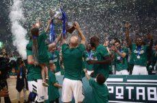 Basket League: Πρωταθλητής για 38η φορά στην ιστορία του ο Παναθηναϊκός