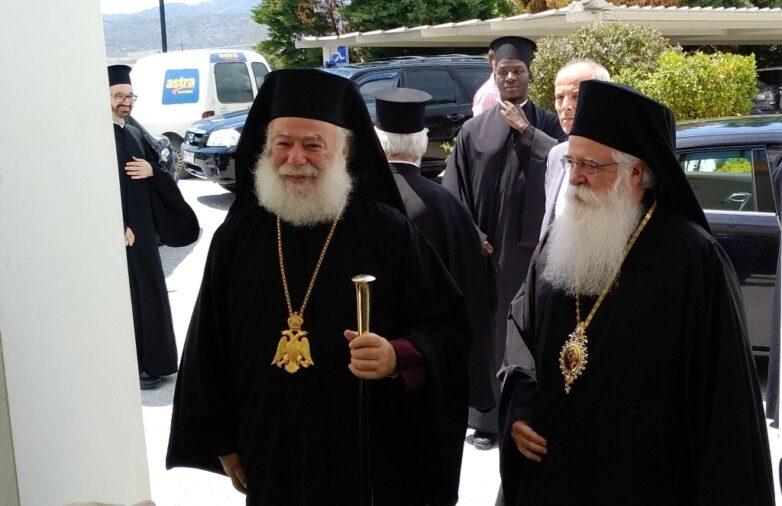 Πατριάρχης Αλεξάνδρειας:  Δύσκολες οι συνθήκες του ιεραποστολικού έργου στην Αφρική