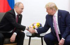 Συμφωνία Τραμπ – Πούτιν να αποφευχθεί ο ανταγωνισμός στους εξοπλισμούς