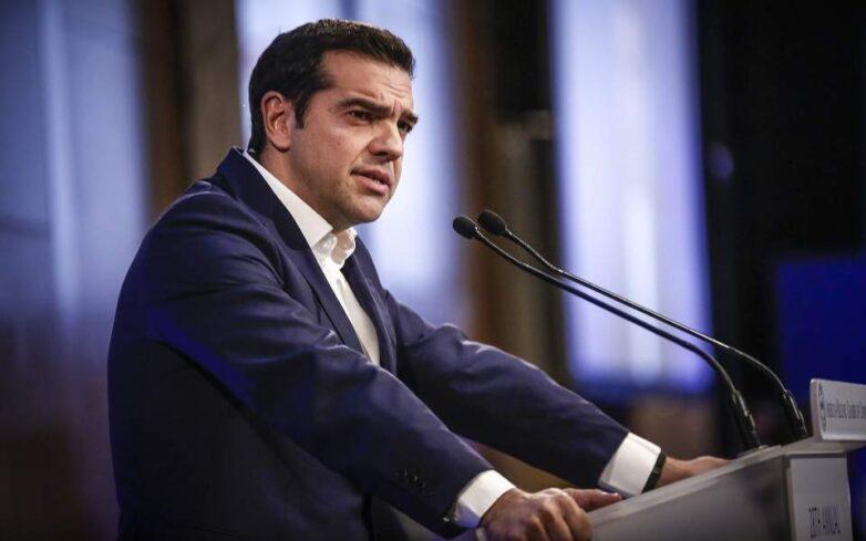 Στις Βρυξέλλες ο Αλέξης Τσίπρας για την έκτακτη Σύνοδο του Ευρωπαϊκού Συμβουλίου