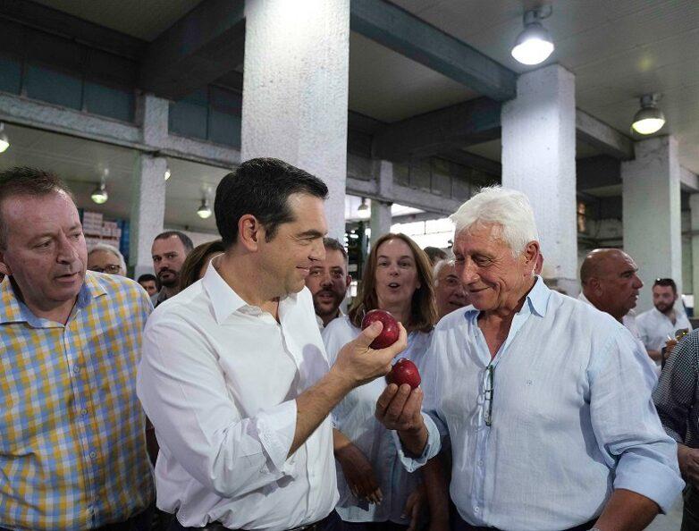 Αλ. Τσίπρας: Το δίλημμα των εκλογών είναι μοντέλο δίκαιης ανάπτυξης για όλους ή αν θα γυρίσουμε πίσω